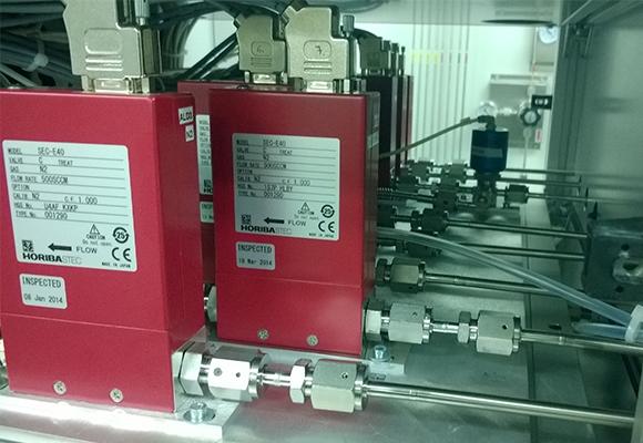 实验室集中供气材料