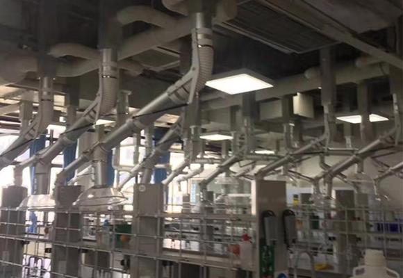 实验室通风管道安装