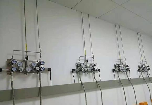 实验室安装设计方案