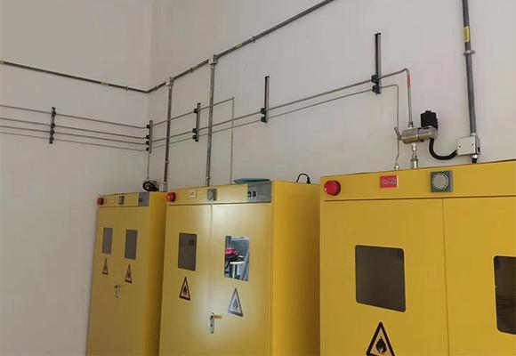 实验室通风系统建设